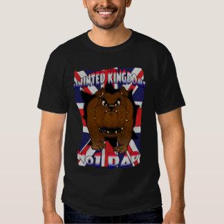 Reinos nenhuma de Uninted camisa de 1 pai T, Union T-shirts