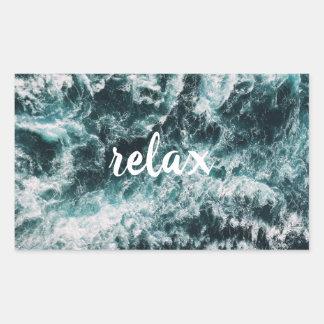 relaxe a etiqueta