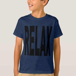 Relaxe Camiseta
