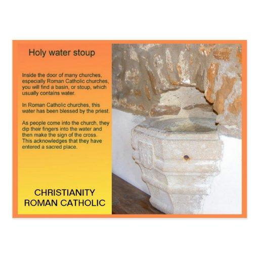 Religião, cristandade, católico romano cartão postal