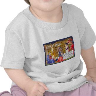 Religião, cristandade, nascimento de Jesus Tshirt