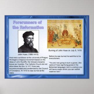 Religião, história, Foreunners da reforma Pôster