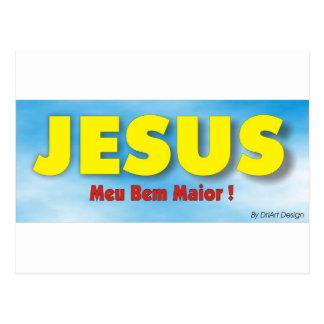 Religiosos 1 cartão postal