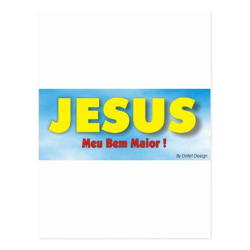 Religiosos 1 cartao postal