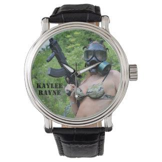 Relógio 06 de Kaylee Rayne- (escolha todo o