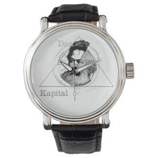 Relógio A época de Marx