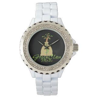 Relógio A fêmea de GreenClanMusic