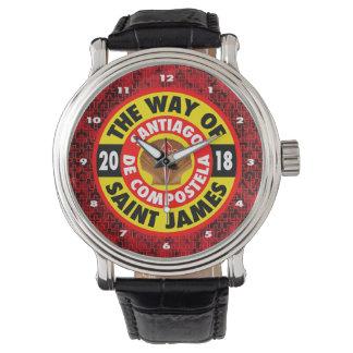 Relógio A maneira de St James 2018