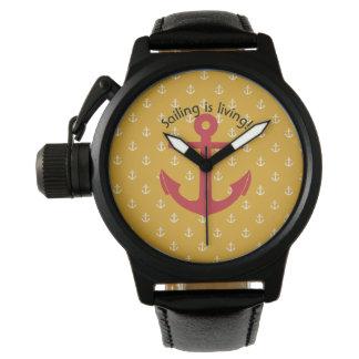 Relógio A navigação está vivendo!