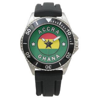 Relógio Accra Ghana