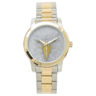 Relógio Águia americana