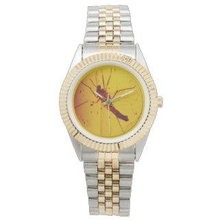 Relógio ambarino polonês da vespa