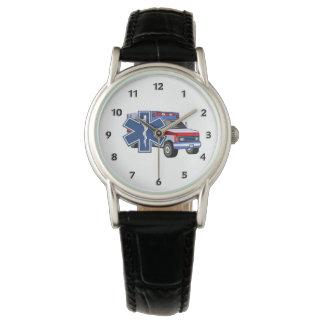 Relógio Ambulância do EMS