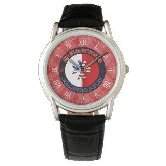 Relógio americano da cruz maltesa