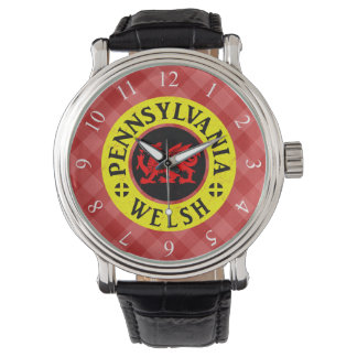 Relógio americano de Pensilvânia Galês