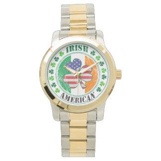 Relógio Americano irlandês