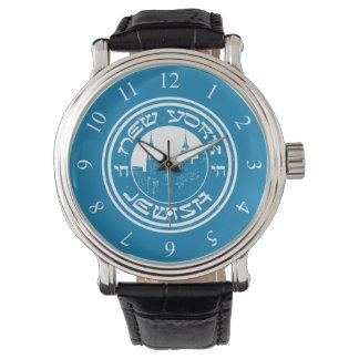 Relógio americano judaico de New York