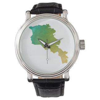Relógio Arménia