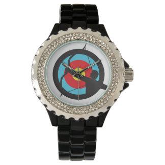 Relógio - arqueiro