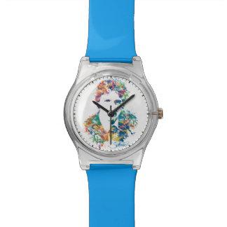 Relógio Arte de Justin Trudeau Digital