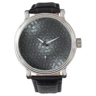 Relógio Arte feita sob encomenda do Fractal do ímã do
