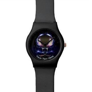 Relógio Astronauta do Fractal