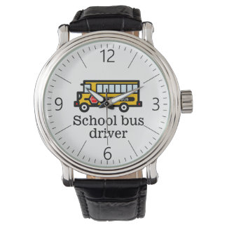 Relógio Auto escolar