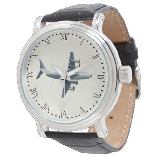 Relógio Aviões do atlas A400M - 1