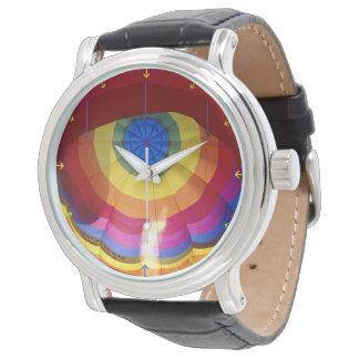 Relógio Balão de ar quente
