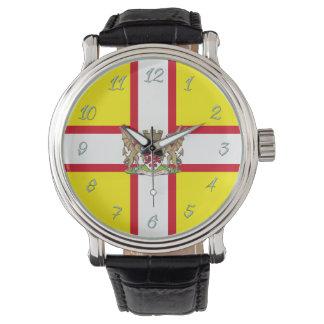 Relógio Bandeira de Dorset