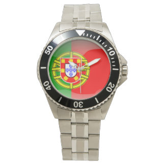 Relógio Bandeira de Portugal
