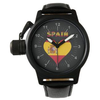 Relógio Bandeira espanhola