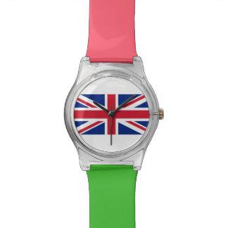 Relogio Bandeira nacional do Reino Unido Reino Unido,