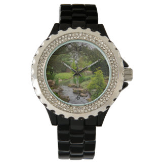 Relógio Beleza da angra do primavera