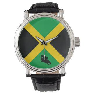 Relógio Bobsled Jamaica da equipe