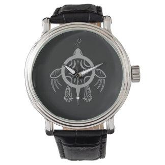 Relógio Bolhas da tartaruga de mar