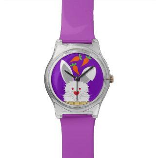 Relógio bonito do coelho
