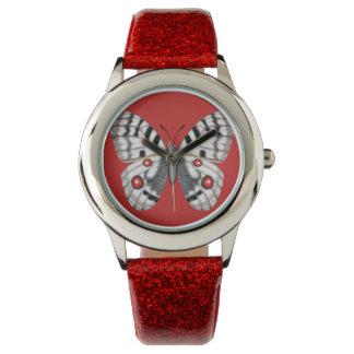Relógio Borboleta de Apollo