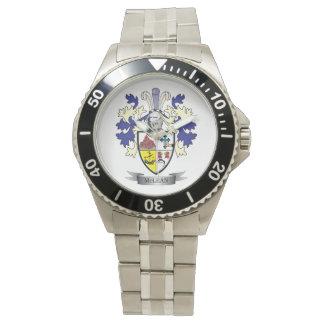 Relógio Brasão da crista da família de McLean