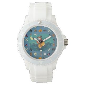 Relógio Bruxa para a criança