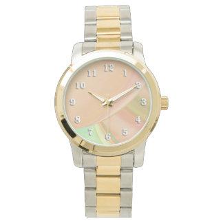 Relógio Cada que pêssego da maneira