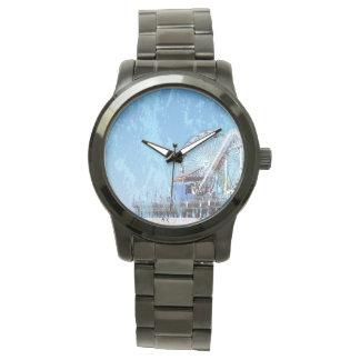 Relógio Cais de Santa Monica