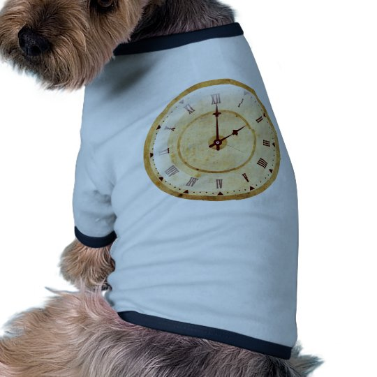 Relógio Camiseta