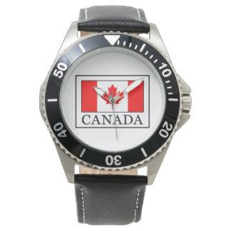 Relógio Canadá