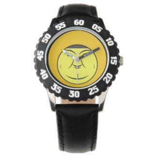 Relógio Cara carnudo