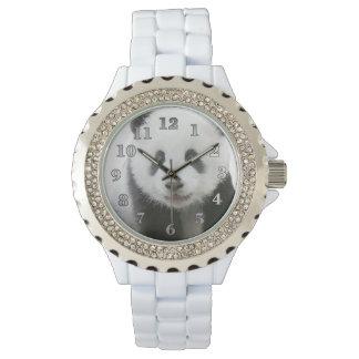 Relógio Cara da panda