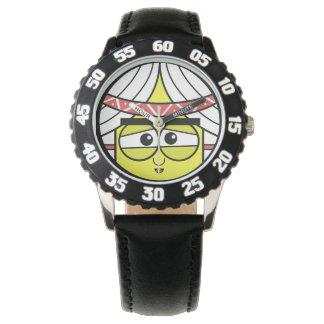 Relógio Cara nativa