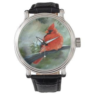 Relógio Cardeal do inverno