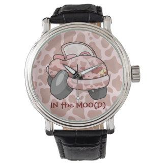 Relógio Carro do MOO