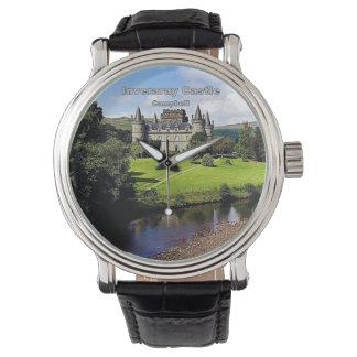 Relógio Castelo de Inveraray - clã Campbell